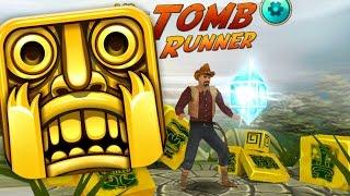Tomb Runner Gameplay  - Temple Run similar Game