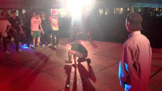 Bboy C-Lil at BOTY South Asia 2013 (HD)