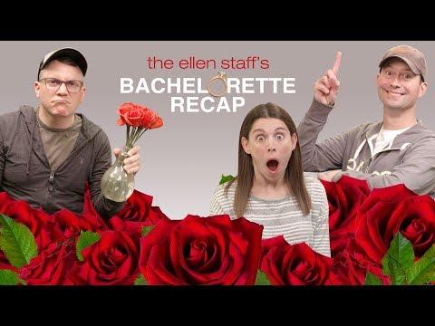 The Ellen Staff's 'Bachelorette Recap': Luke P., Luke P., and More Luke P.