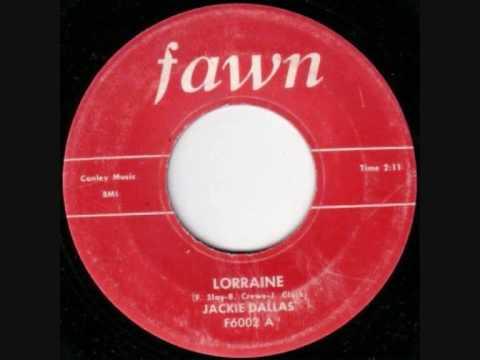 Jackie DallasLorraine 1959
