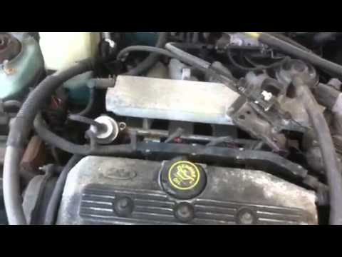 1997 Ford Escort 2 0 Sohc Engine Youtube
