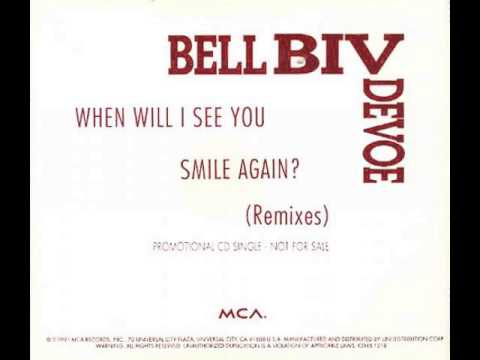 Bell Biv Devoe When Will I See You Smile Again? Remixed Club Version