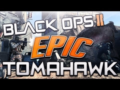Black Ops 2 - Search and Destroy Knife/Tomahawk Clutch