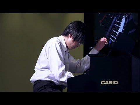 CASIO CELVIANO Grand Hybrid ピアニスト「近藤嘉宏」ラ・フォル・ジュルネTOKYO 2018 カシオブースコンサート
