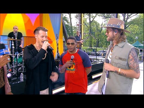 Catching up with Florida Georgia Line and Nelly live on 'GMA'