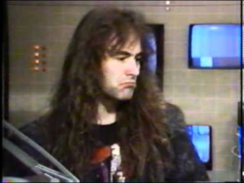 Toronto Rocks Steve Haris Interview 1987