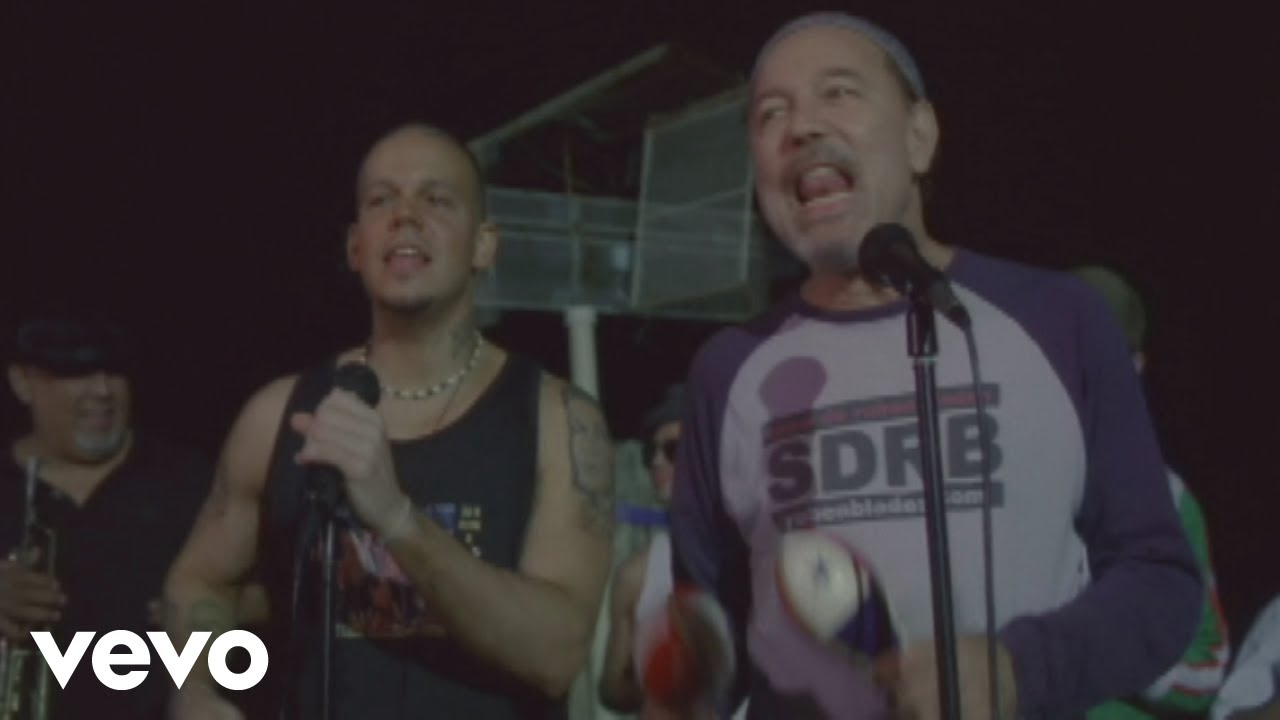 Calle 13 - La Perla (Long Version) ft. Rubén Blades, La Chilinga