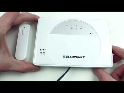 Blaupunkt Sicherheitssystem SA2500 Einrichten