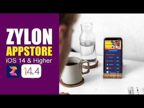 Zylon App Store   iOS 14.4 & Higher Versions