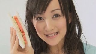 小松彩夏 サークルKサンクス サンドイッチ インフォマーシャル 720pHD 3...