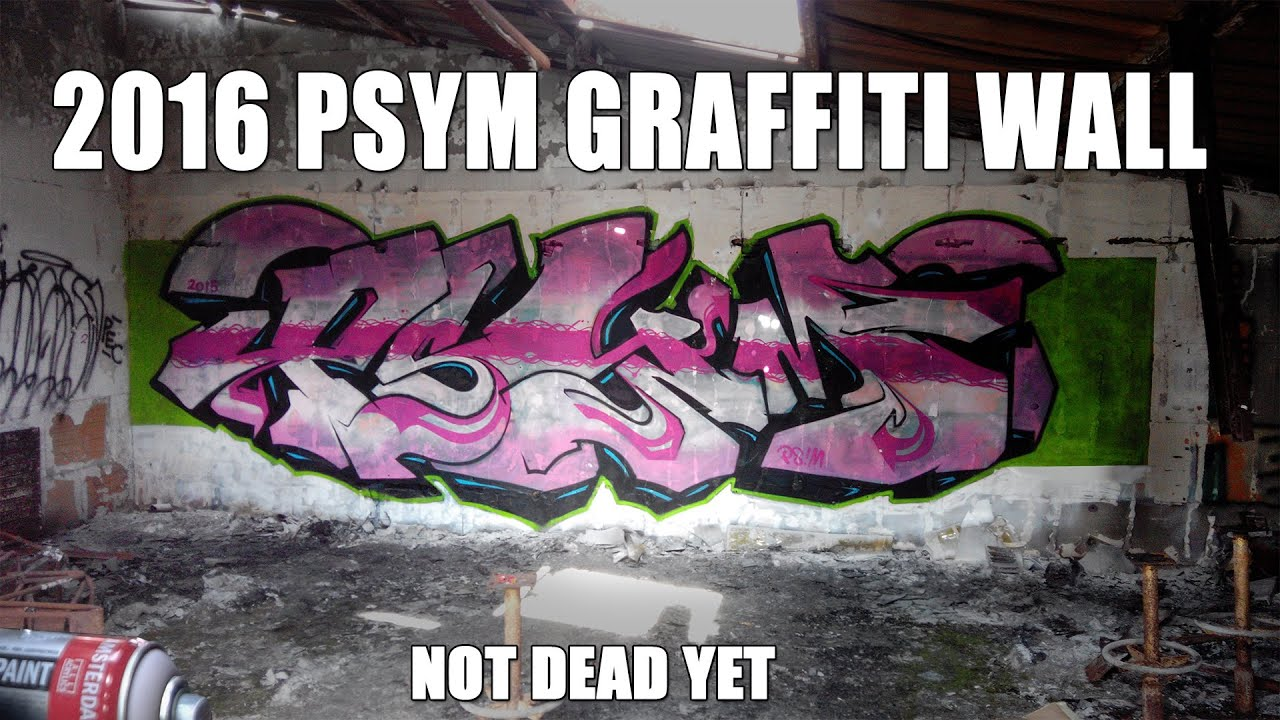 Graffiti wall amsterdam - Graffiti Wall Amsterdam 10