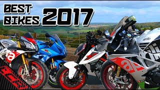 Best Motorcycles 2017!! | AWESOME Engine Sounds