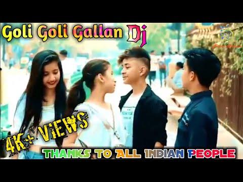 Goli | Goli |gallan Gallan Kar Diyan Gol Gol Song Dj HD Video Dj Nadim