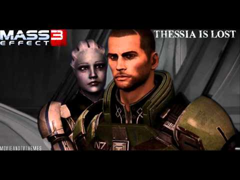 Mass Effect 3 OST - Thessia Is Lost Extended