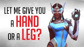 All Overwatch Prosthetics Explained