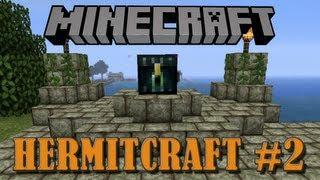 A Little Gift - Monkeyfarm Plays HermitCraft #2