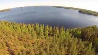 Финляндия аренда яхты, рыбалка. Озеро Сайма(Небольшое видео с одной из моих яхт снятое с квадрокоптера. (Причал у коттеджа. Озеро Сайма), 2015-06-09T16:13:34.000Z)