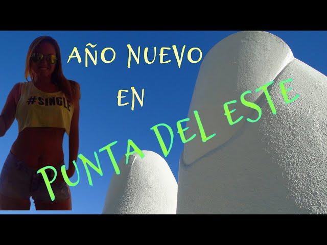 Año nuevo en Punta del Este, Uruguay