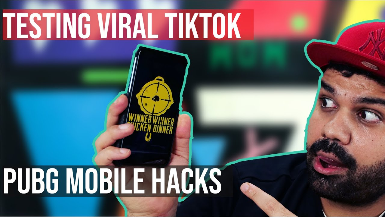 Testing Viral TikTok PUBG Mobile Hacks And Tricks ! They Work !?