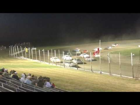 Street Stock Feature- July 15, 2017
