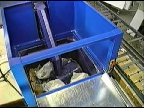How Does A Trash Compactor Work kenbay rotopac industrial waste compactor - toll free 888-353-6229