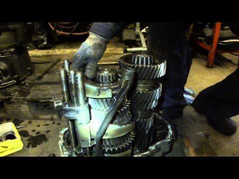 Коробка передач ZF R800(VOLVO FL) Gearbox
