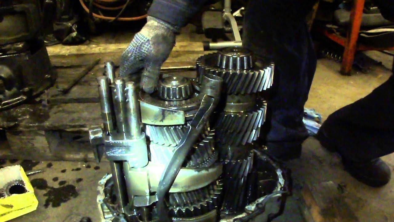 коробка передач вольво f12