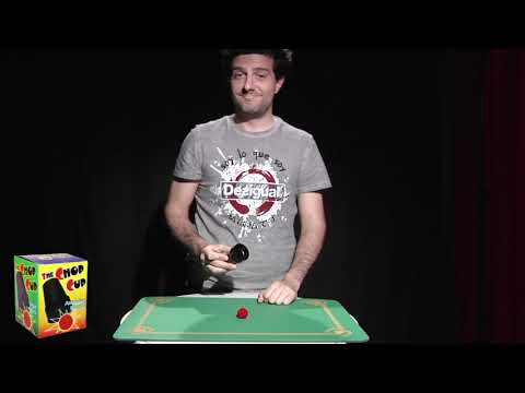 The Chop Cup video