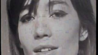 FRANCOISE HARDY   L'AMITIE 1965   YouTube
