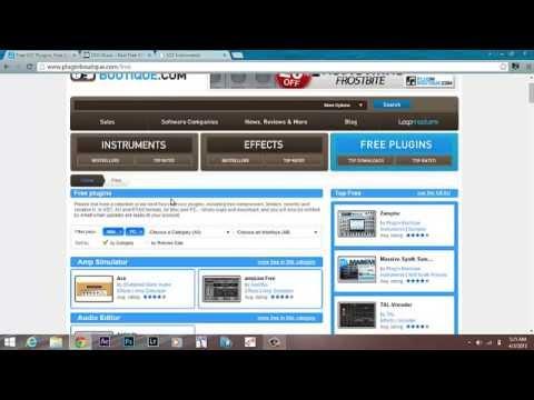 Mejores Paginas Para Descargar Plugins