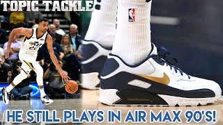 Gambar cover This NBA Player Still Plays in Nike Air Max 90's!
