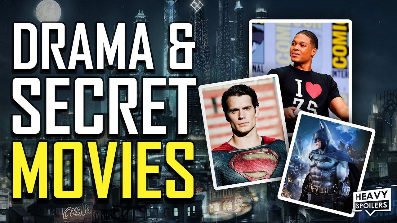 MAJOR DC NEWS: Fandome Event Breakdown, Secret Movies, Ray Fisher Drama, Batman Arkham Sequel & More