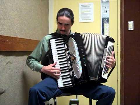 Jasper Byrne - Miami [accordion Cover]
