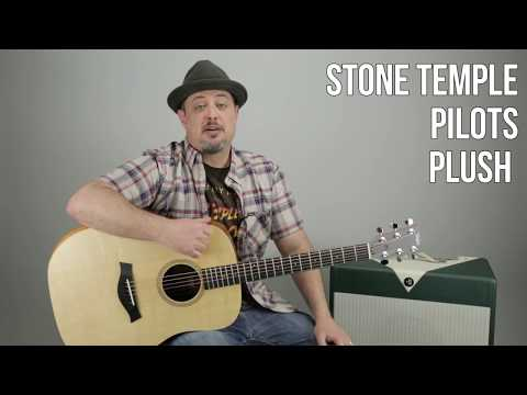 Stone Temple Pilots - Plush - Guitar Lesson - STP
