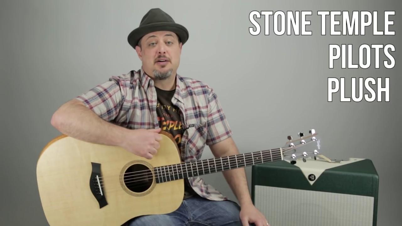 Stone Temple Pilots Plush Guitar Lesson Stp Youtube