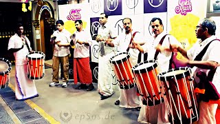 Traditional Indian Drum Music Band