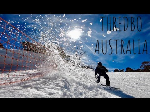 FIRST TIME SNOWBOARDING AT THREDBO In AUSTRALIA