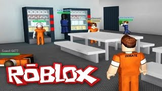 Roblox/Prision Life / I am the law and thief xD