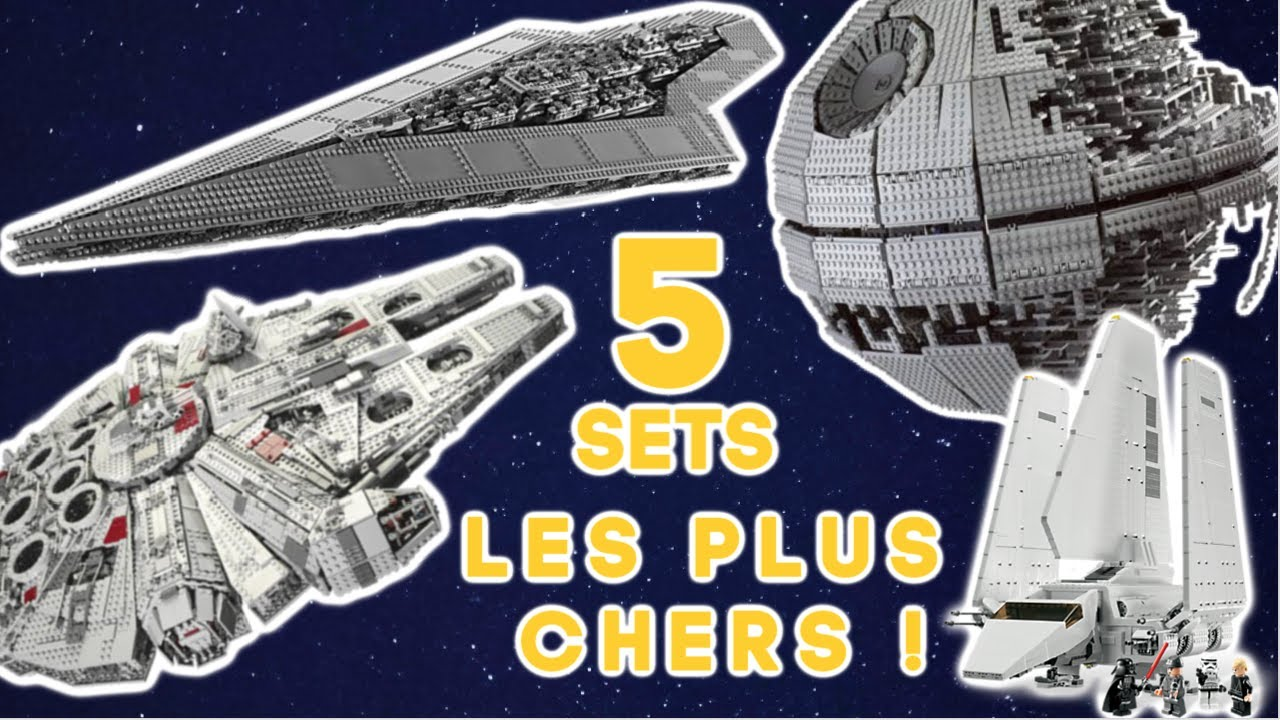 top 5 des anciens sets lego star wars les plus chers youtube. Black Bedroom Furniture Sets. Home Design Ideas