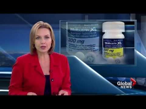 Antidepressant becomes street drug