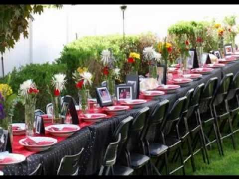 DIY Baby shower table setting ideas - YouTube