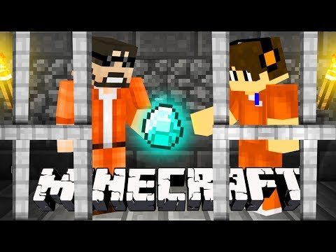 Minecraft: JAIL BREAK | SETTING UP SHOP!! #4