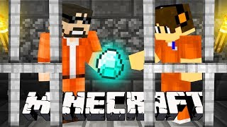 Minecraft: JAIL BREAK | SETTING UP SHOP!! #4