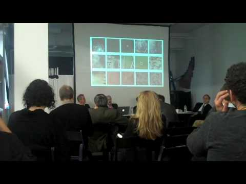 Aaron Betsky at Studio-X for Architecture in Public: A Workshop