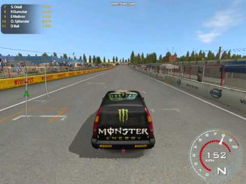 Volvo the game Volvo 850 - YouTube
