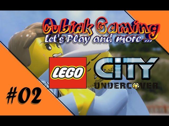 WATT BISTEN DU FÜR'N CLOWN ★ Let's Play LEGO City Undercover #02
