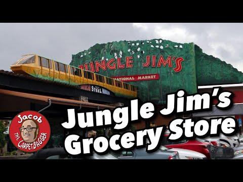Jungle Jim's Grocery Store - Eastgate - Super Wacky