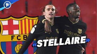 La masterclass d'Antoine Griezmann avec le Barça régale l'Espagne | Revue de presse