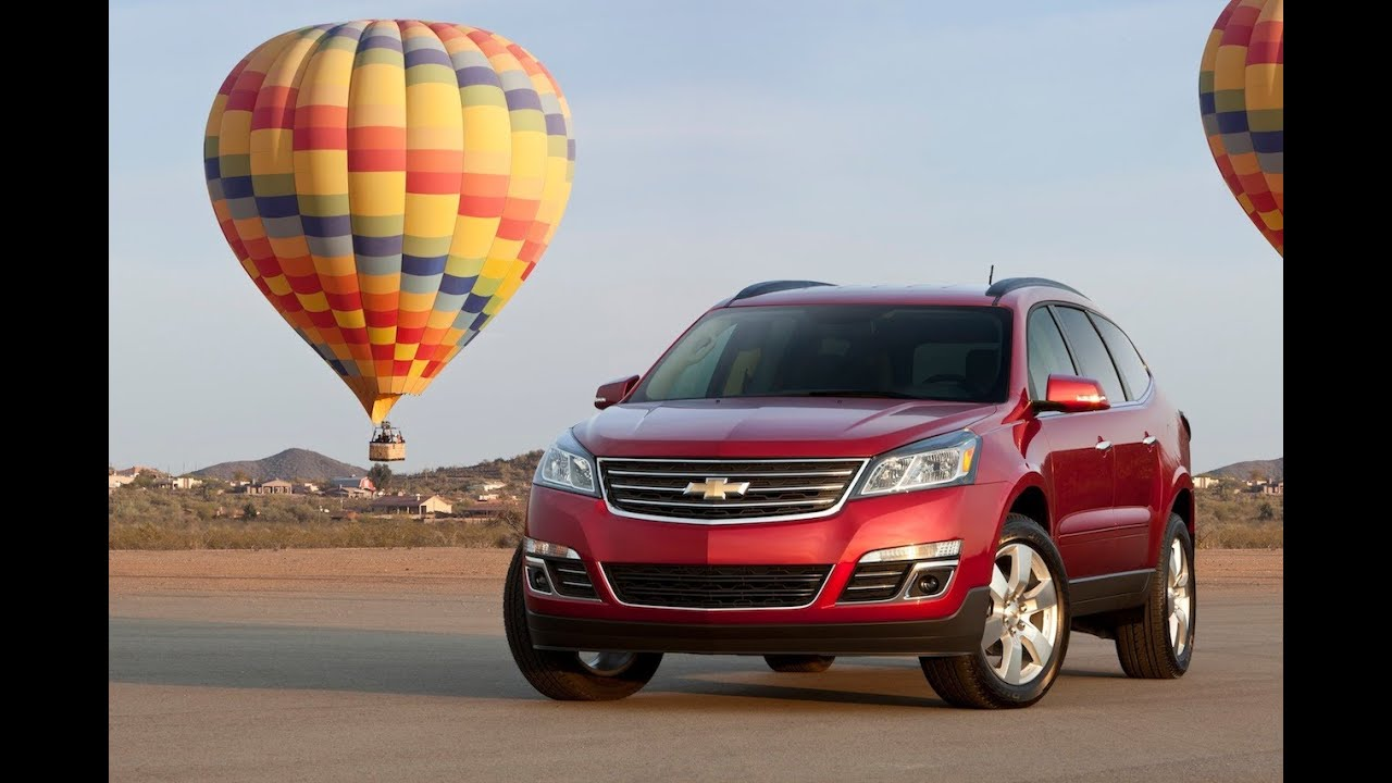 2013 chevrolet traverse first drive review chevy s not so extreme makeover reviewed youtube