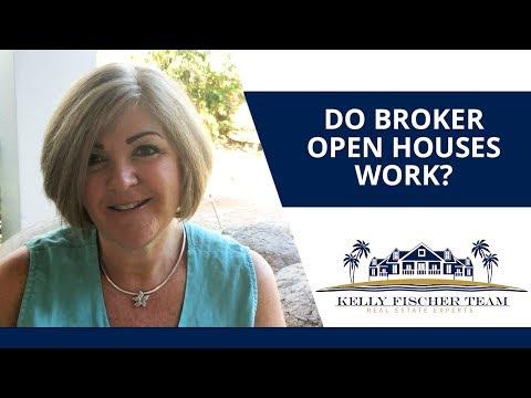 Vero Beach Real Estate Agent:Do Broker Open Houses Still Work?